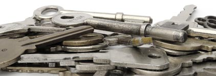 Common Household Keys - Locksmith Services