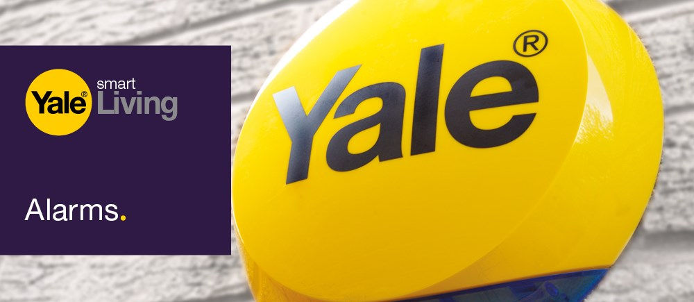 Yale Alarms Lockrite Locksmiths Yale Smart Security