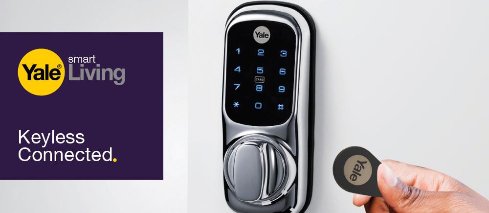 Yale Digital Smart Locks Lockrite Locksmiths