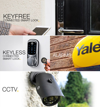 Our Locksmiths Can Fit The Yale Smart Security Products Range Including Smart Locks