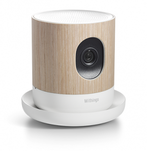 Withings Home camera will blend in to its surroundings thanks to its modern design