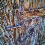 oldest door lock