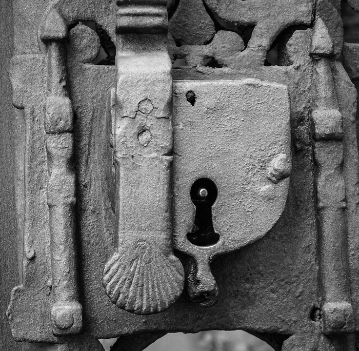 history of locksmithing