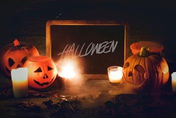 Halloween Home Security
