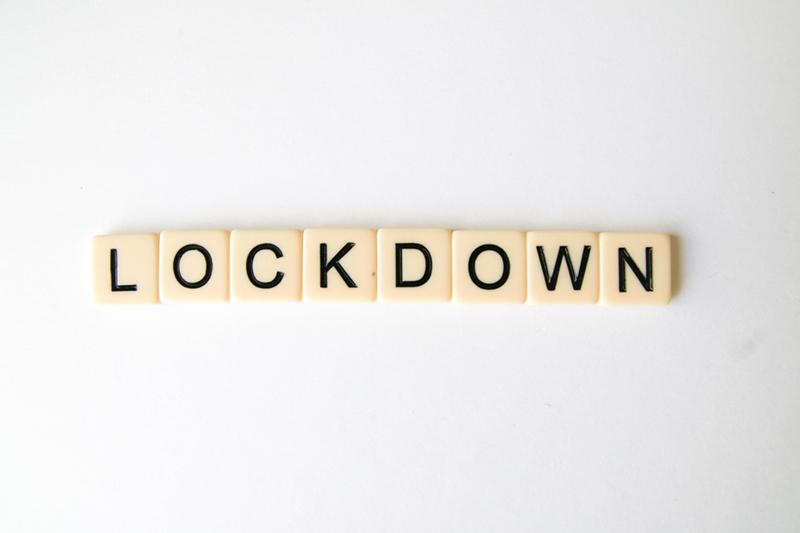 Lockdown Scrabble