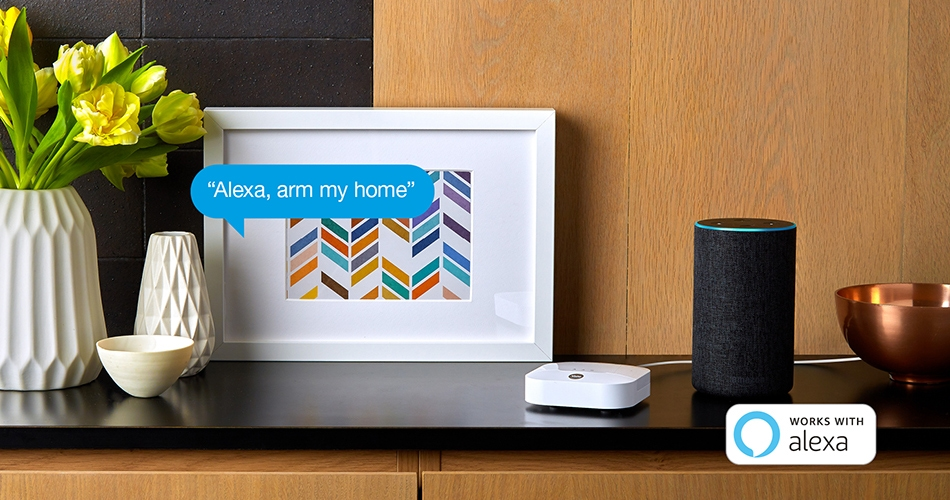Yale Sync Alarm - Compatible with Alexa