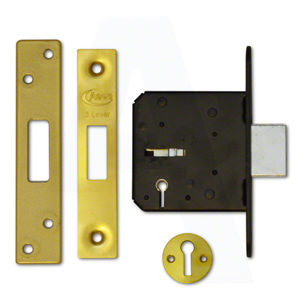 Three Lever Deadlock