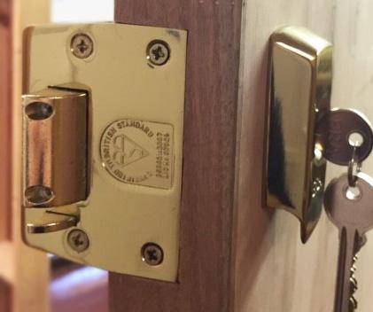 British Standard Locks And Home Insurance Policies