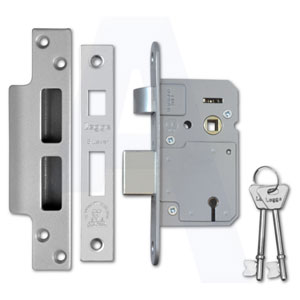 What are the different types of door lock? - Identifying