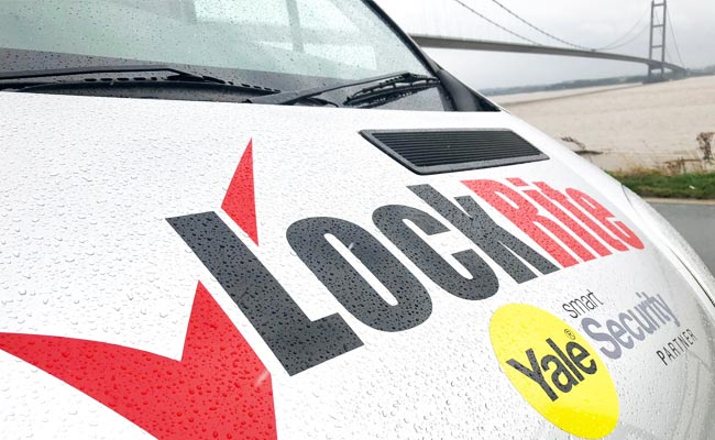 LockRite Locksmith - Van At Humber Bridge