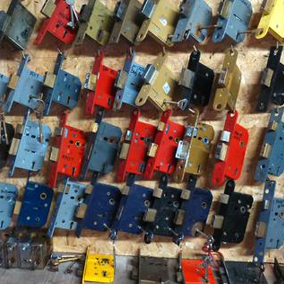 Selection Of Mortice Locks