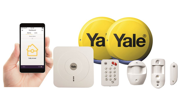 Yale Snart Home Alarm