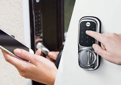 Yale Smart Locks - Keyless and Keyfree