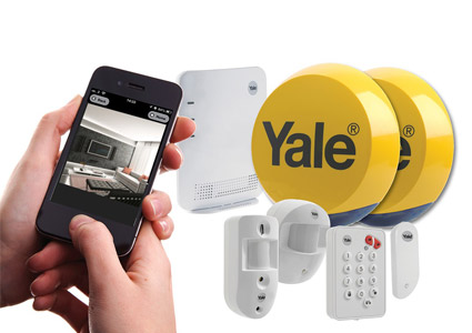 Yale Smartphone Alarm System